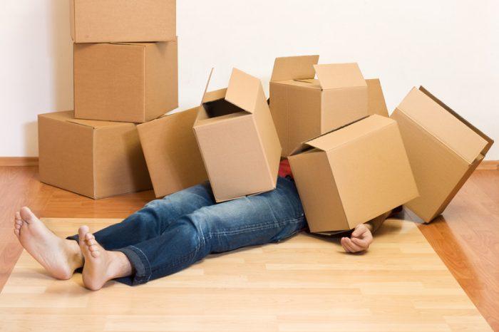 choses qui inquiètent le plus lors du déménagement