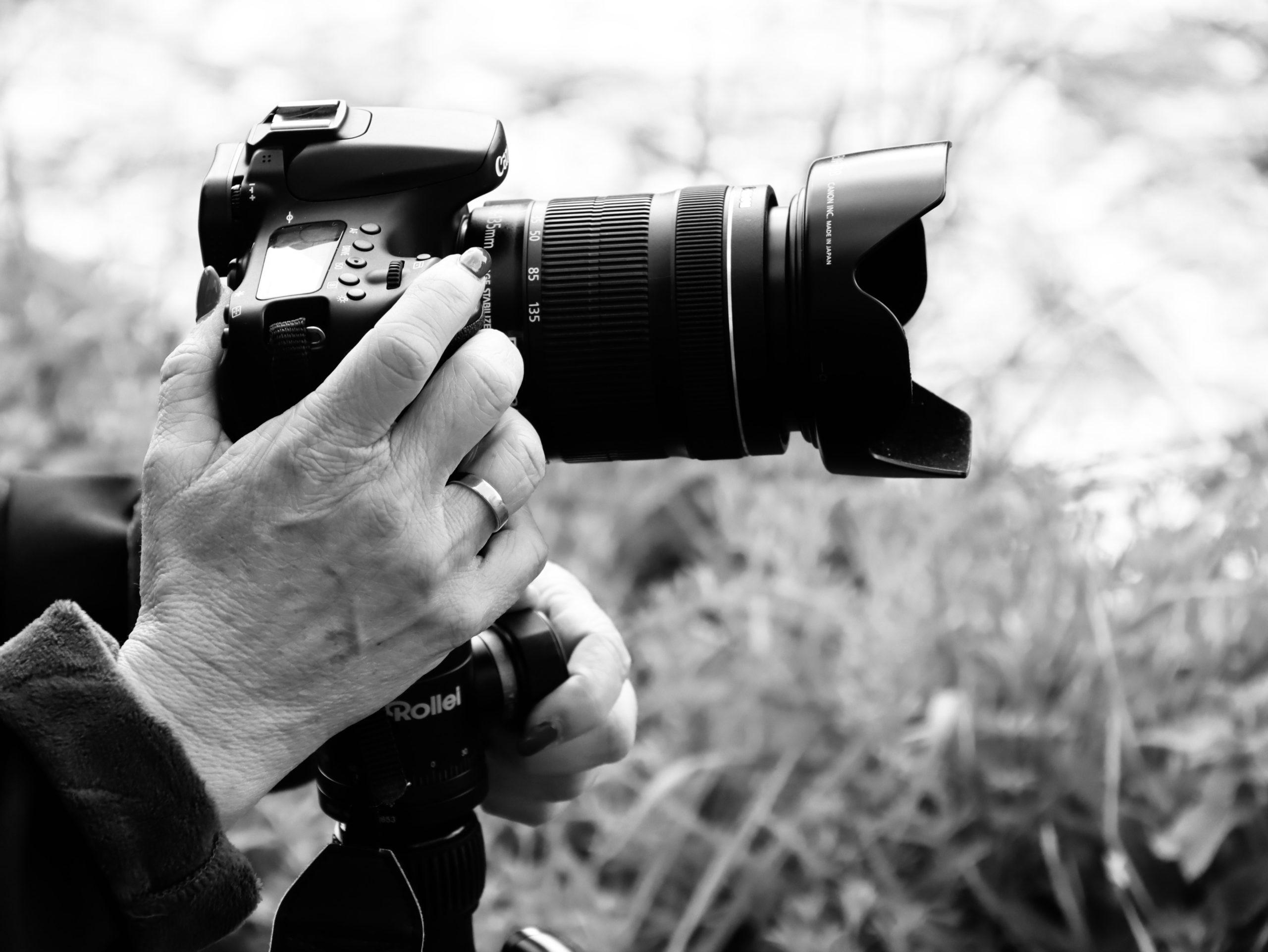 L'apprentissage de la photographie